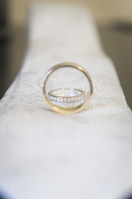 wedding rings tie groom engagement band gold white gold silver jewelry photography Adelaide photographer Australia simplicity beautiful