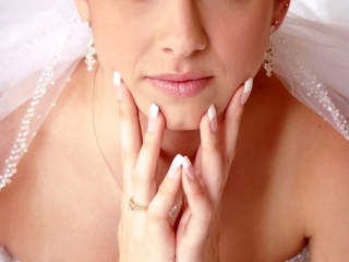 flawless, beautiful, bride, Adelaide, Australia, brown eyes, stunning, acrylic nails, ring, gold, silver, wedding, photography, earrings, veil, dress, sequins, embellished, photographer