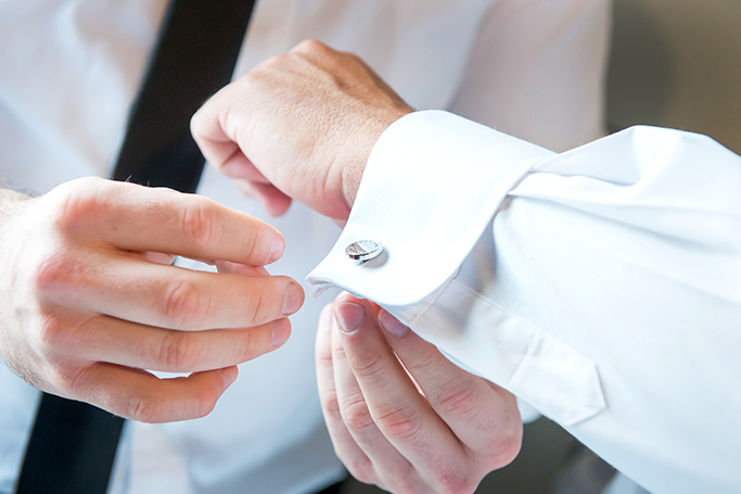 silver, button, shirt, groom, groomsmen, getting ready, tie, black, wedding, photography, Adelaide, Australia