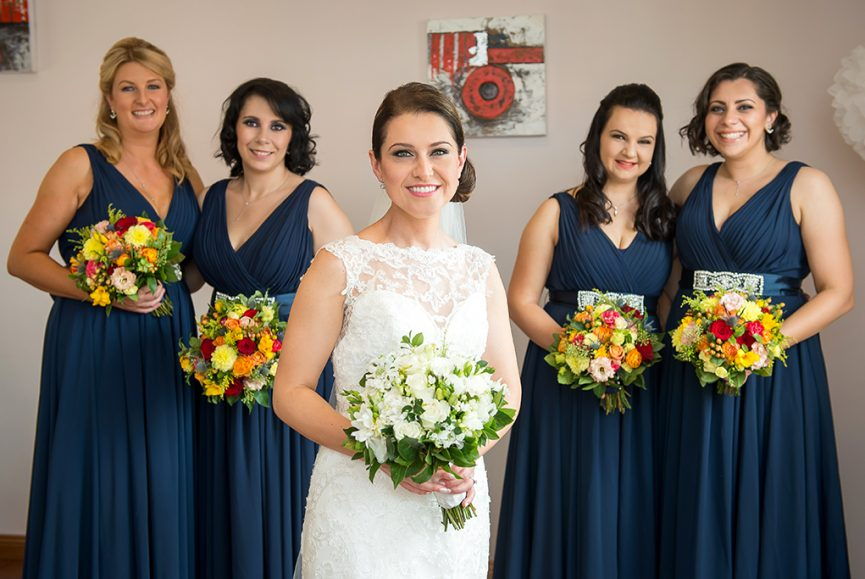 happy smiles wedding dress lace blue laughter flowers photographer bouquet South Australia red pink yellow