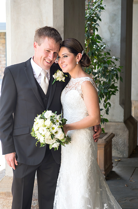 bride groom Adelaide lace suit dress flowers happiness laughter South Australia wedding photography happy photographer hair up-do
