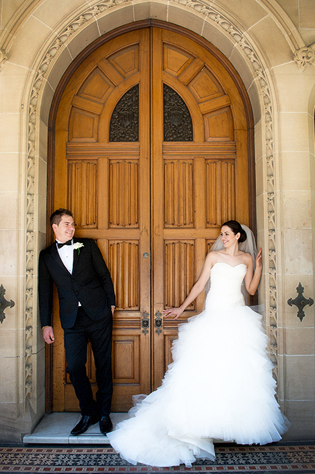 architecture, Mitchell Building, Adelaide University, North Terrace, Adelaide, arch, wood, beautiful, wedding, photography, Australia, bowtie, black, white, rose, flower, shirt, shoes, pants, photographer, suit, jacket, dress, strapless, veil, ruffles, tulle, love, Australia