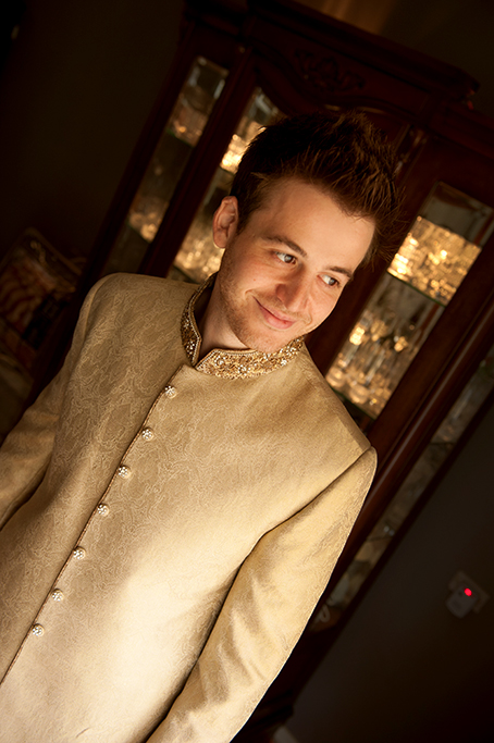 groom, Adelaide, photographer, South Australia, photography, happy, Indian, traditional, attire, gold, embellished, wedding