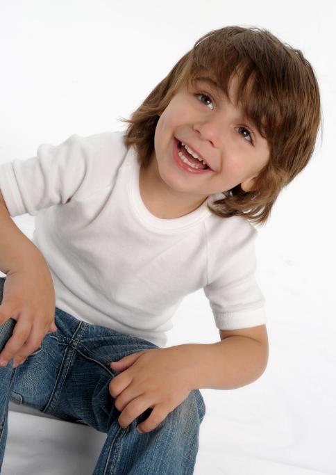 white background, Adelaide, South Australia, jeans, white t-shirt, happy, kids, children, studio photography, photographer, studio session