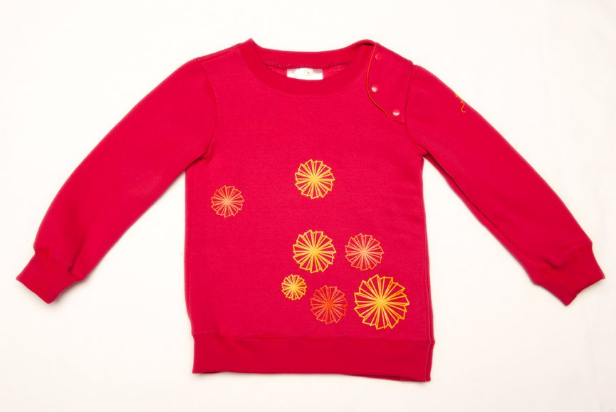 corporate, photographer, flowers, jumper, red, photography, studio, Adelaide, South Australia, kids, clothing, product