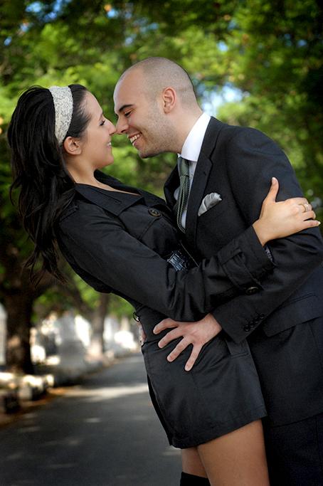 couple, love, happy, location photography, black, suit, blazer, shirt, tie, nature, photographer, Adelaide, South Australia